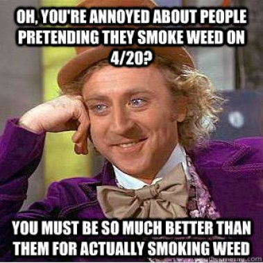 Image result for weed is actually better funny