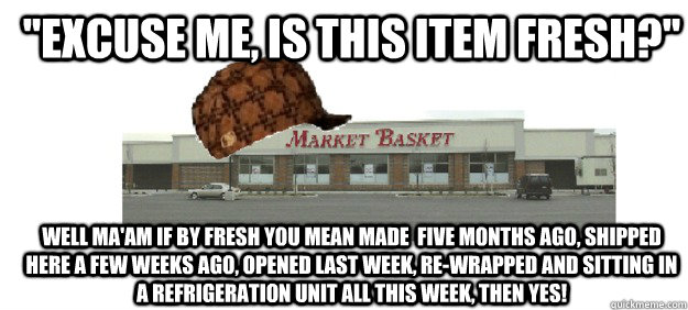 Take Me Fresh Market
