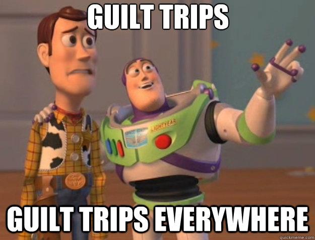 Image result for guilt meme