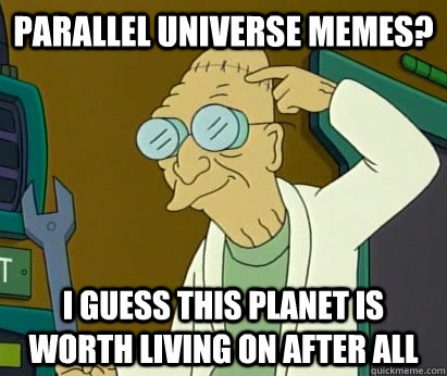 Image result for i guess this planet is worth living on afterall futurama