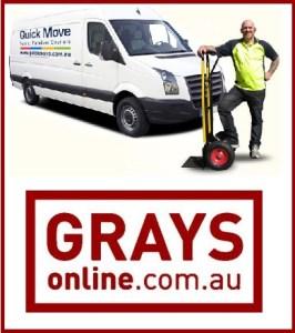 GraysOnline Couriers Sydney