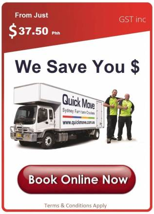 Special Removalist Offer