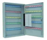 Key Cabinet Steel Lockable Holds 100 Keys [KB-100]   Dubai ...