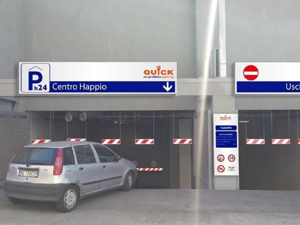 Quick Centro Happio – Roma