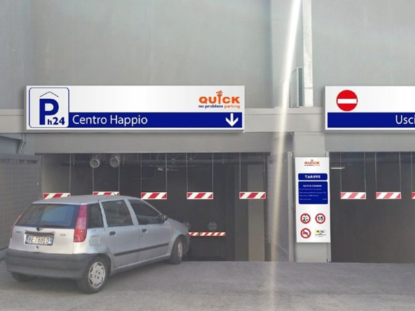 Quick Centro Happio – Roma