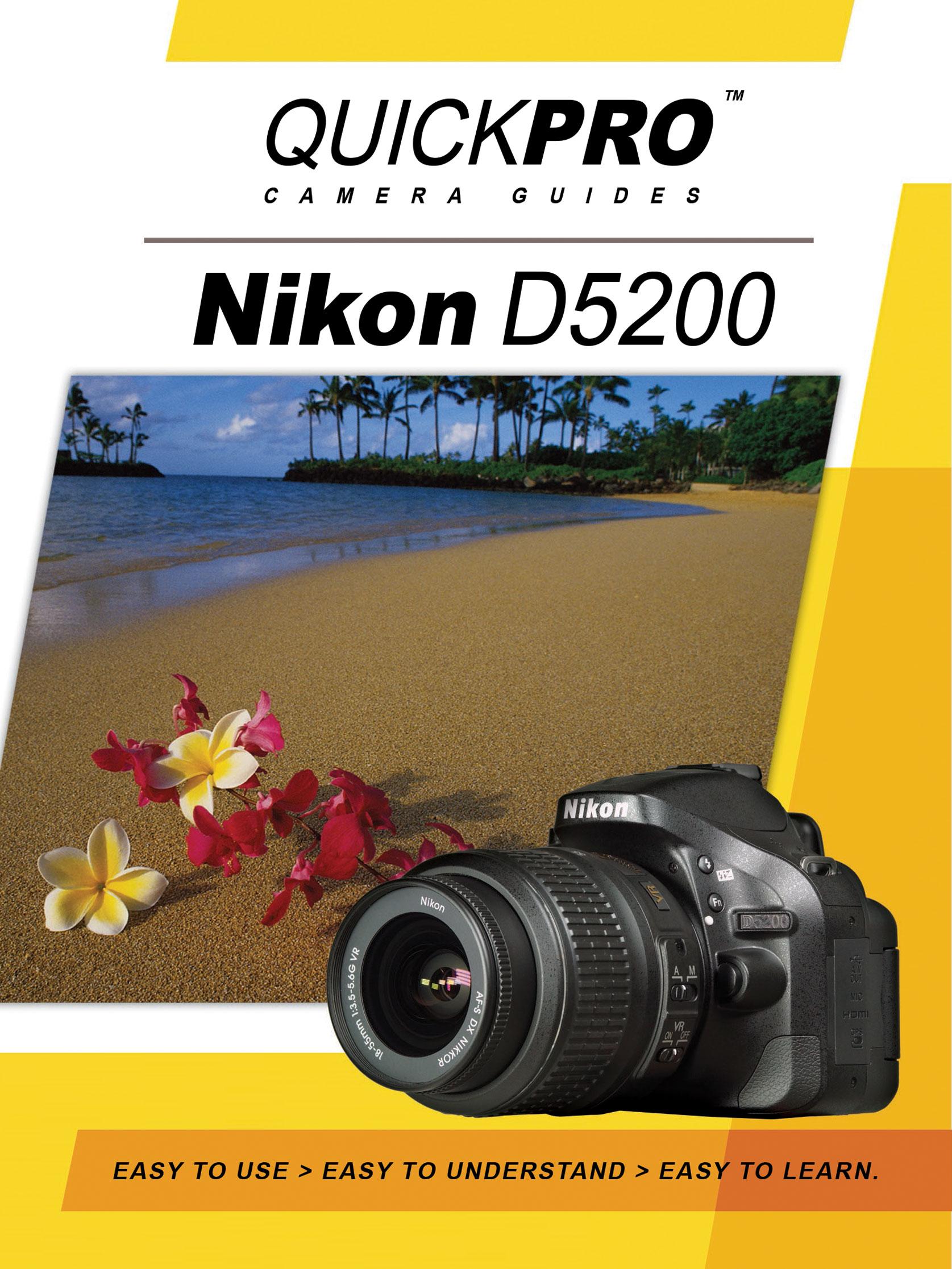 Nikon D5200 Ebook
