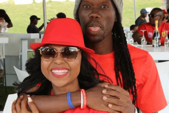 Mpho Maboi and Reneilwe Letsholonyane are secretly married