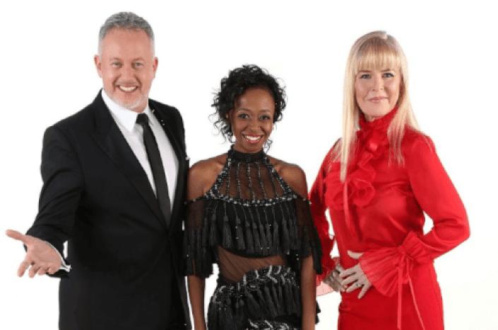 Dancing With The Stars SA Judges