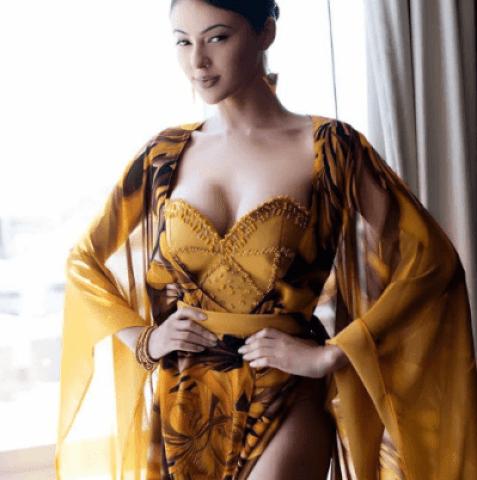 Lalla Hirayama to cover the Oscar's red carpet