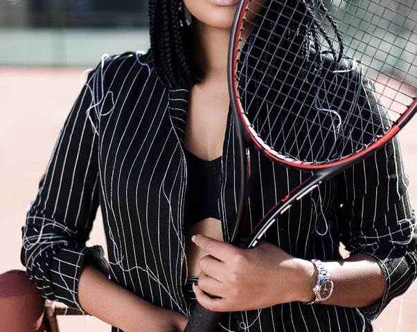 French Open Terry Pheto