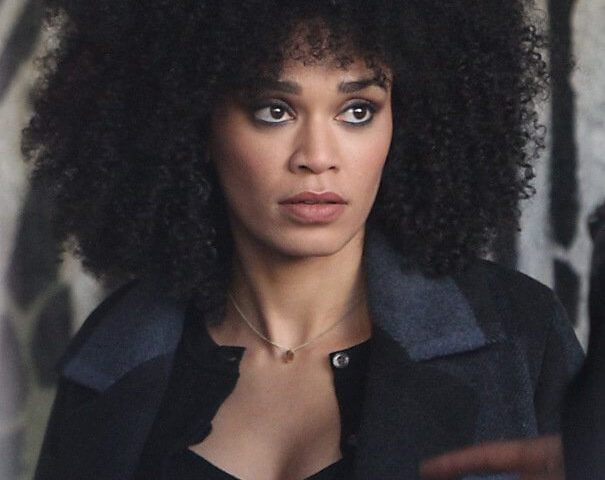 Queen Sono Pearl Thusi on Netflix