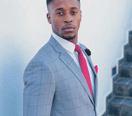 Fezile Mkhize announced as Cosmo's Sexiest Man