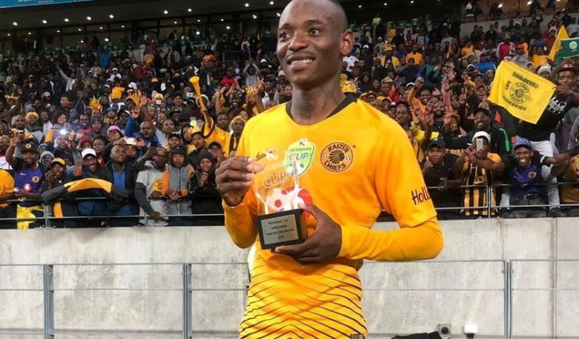 Kaizer Chiefs Midfielder Khama Billiat