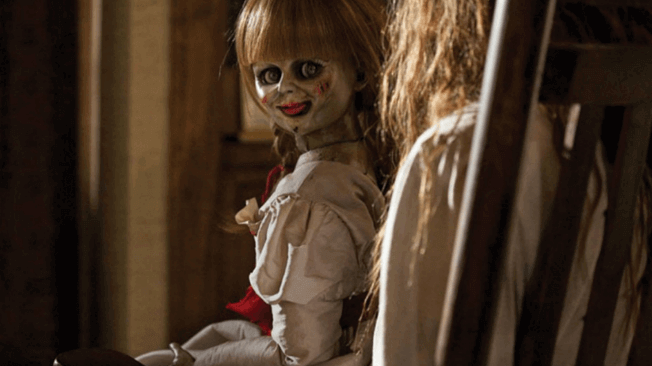 Horror Movie Annabelle Comes Home at Ster-Kinekor