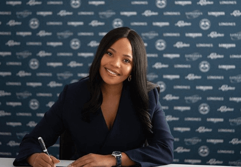 Terry Pheto joins Longines Management