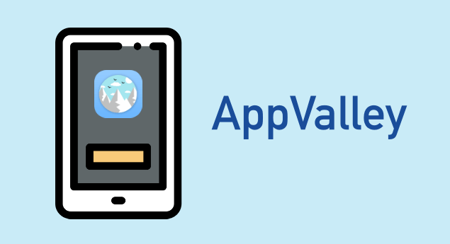 Appvalley APK on iPhone