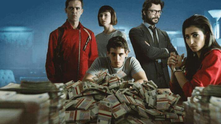 Money Heist Season 4 Netflix
