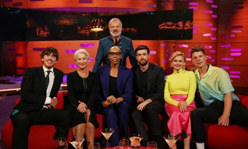 New season of The Graham Norton Show