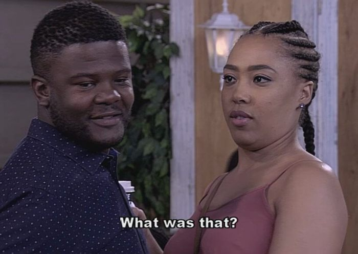 Isidingo Teasers - January 2020 Phindile and Sechaba