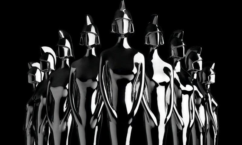 20_BRITs_Trophy_The Brit Awards 2020