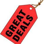 Offer your customers great deals