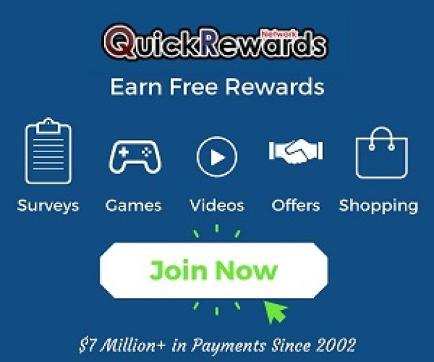 Join QuickRewards