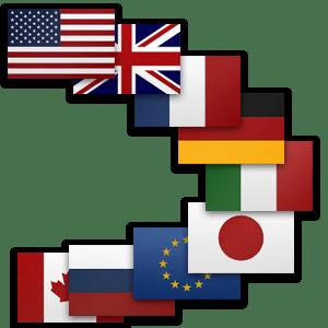 Multi-lingual websites