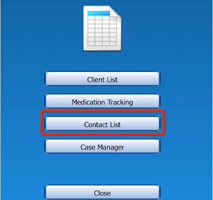 SLS client contact in QSP