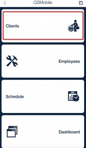 QSP client module maintenance