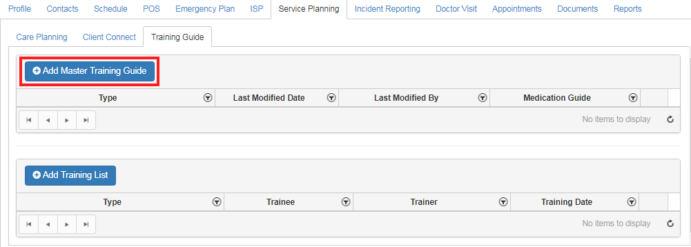 add master client training guide qsp software