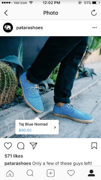 patara shoes