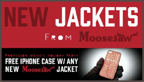 Moose Jaw Offer