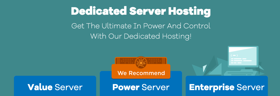 HostGator Dedicated Server