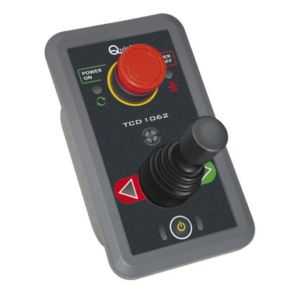TCD 1062 Joystick Controller + Cut Off Switch
