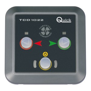 TCD 1022 Push Button Controller
