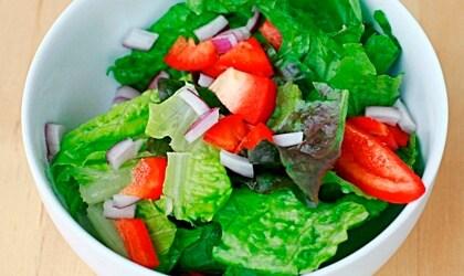 חצי צלחת ירקות – דיאטה מהירה ובריאה