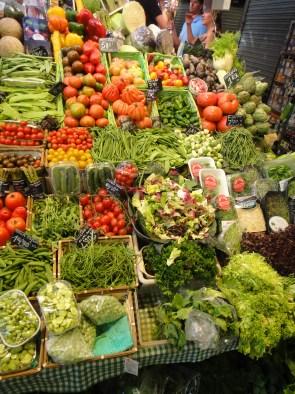 דיאטה מהירה - ירקות ללא הגבלה