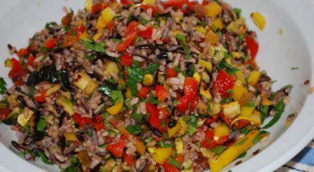 תפריט דיאטה מהירה – דיאטת אורז להרזיה וניקוי הגוף