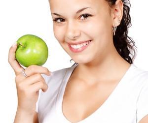 תפוח טוב לדיאטה