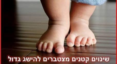 הרזיה ב- 15 צעדים קטנים ופשוטים