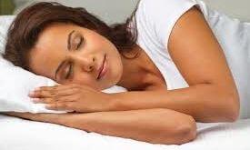 לרזות תוך כדי שינה