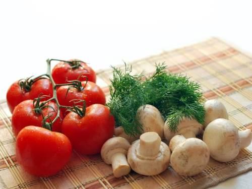 תפריט דיאטה טבעוני