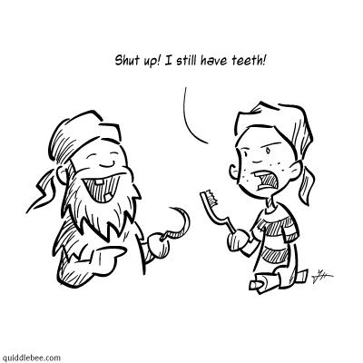 Piratical Hygiene