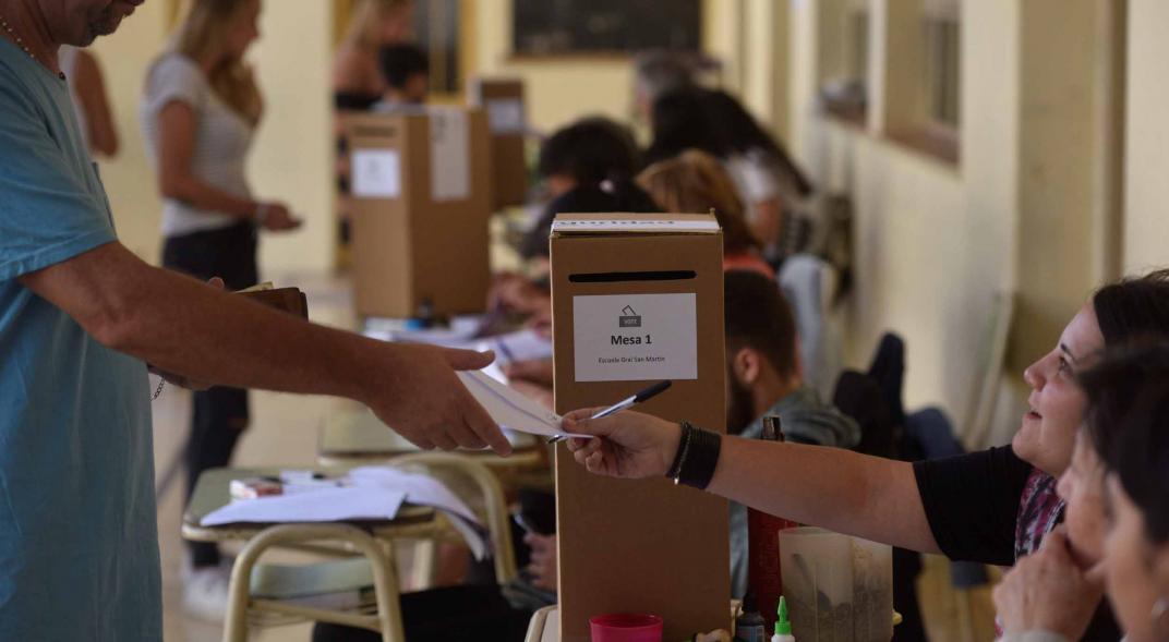 Los beneficios de votar