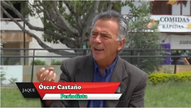 Jaque 2020, director Oriéntese radio Óscar Castaño
