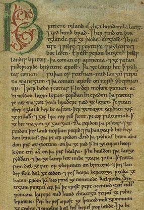 Crónica de Peterborough