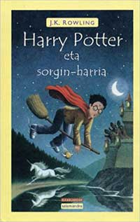 Harry Potter en Euskera