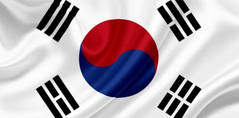 Bandera de Korea