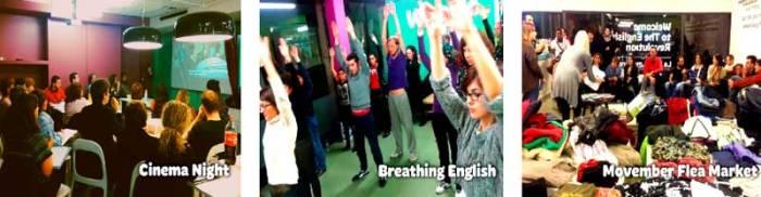 Actividades aprender inglés