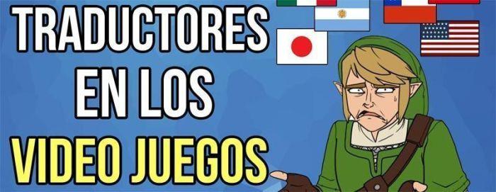 Traductores de videojuegos
